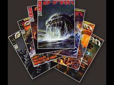 A Tribute to G-Fan Magazine!! (HQ) #Godzilla!! #gfan #magazine #classic