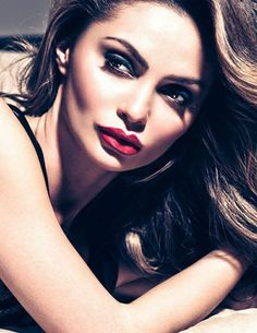 GIA SKOVA, Russian actress and supermodel