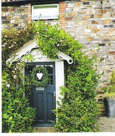 New Ideas English Cottage Front Door Entrance