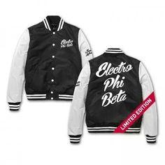 @JanelleMonae # electrophibeta varsity jackets!!!!!!