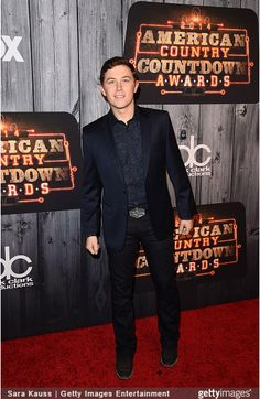 Can he get any more perfect! Country Music Awards, Country Singers, American Country, Country Boys, I Love Him, My Love, Hey Good Lookin, Scotty Mccreery, Good Music