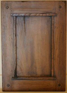 Rustic Kitchen Cabinet Door Designs