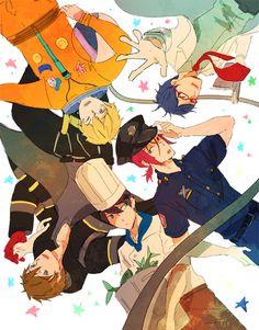 Free! Eternal Summer #anime