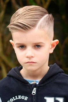 We know that you want your kid to be the most unique among the others, so we prepared some boys haircuts that will help you to do that! This article contains lots of ideas that you and your little man can bring to life. Check them out and ask your boy which idea he likes the most. #boyshaircuts #haircutsforboys