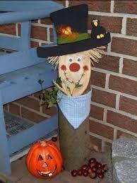 Bildergebnis für mit baumstämme basteln Craft Work, Pumpkin Carving, Holiday Crafts, Arts And Crafts, Kindergarten, Crafting, Gardening, Autumn, Pictures