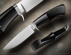 Knife by Kyle Royer