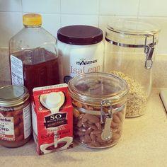 Isagenix Choc.Almond No-Bake Protein Balls