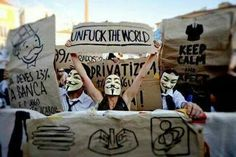 We are Anonymous....