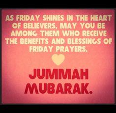 Jummah mubarak #islam #friday #jummah #jummahmubarak Jummah Mubarak Messages, Jumma Mubarak, Islam Muslim, Islam Quran, Islamic Qoutes, Prophet Muhammad, Holy Quran, Alhamdulillah, Ramadan