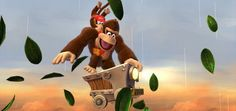 Donkey Kong Country: Tropical Freeze (Wii U) [Critique] http://bloguedegeek.net/2014/03/09/donkey-kong-country-tropical-freeze-wii-u-critique/