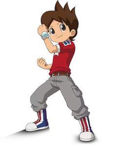 Nathan Adams(Japonés:天野 景太Amano Keita) es el protagonista del videojuego y anime Yo-kai ...