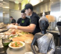 Al Hartmann  |  The Salt Lake Tribune Asian tacos, rice bowls, noodles and banh mi sandwiches are served at lightspeed at Zao Asian Cafe in Salt Lake City.