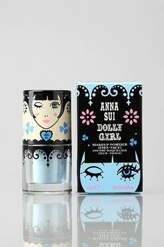 Love the packaging - Anna Sui Limited Edition Eyes & Face Makeup Powder