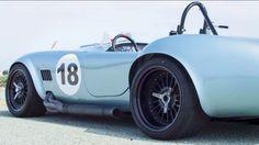 "Original 1966 cobra on black 18"" wheels"
