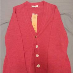 NWT Tory Burch Cardigan Authentic New With Tags Tory Burch Cardigan. Very cute to match with just about anything. I can take lower on Ⓜ️ ercari. Tory Burch Sweaters Cardigans