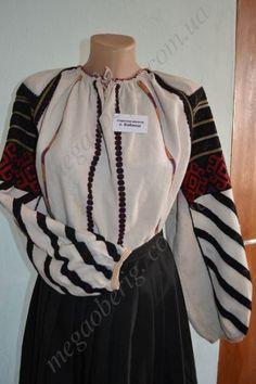 Борщівська жіноча сорочка - фото 47 борщівських вишиванок b6a7e794fc608