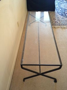 Hollywood Regency Coffee Table $100 - Toronto http://furnishly.com/hollywood-regency-coffee-table.html