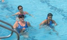 """Enjoy the summer sun and get """"Aqua-Fit!"""" First Annual: Water Exercise Summer Challenge Jump In the Pool and join our 8 week challenge! Water Exercise is fun and innovative. This challenge is a great way to jump-start your fitness routine this summer.    Between June 25th and August 17th log in 5, 12, & 25 workouts   to become eligible for rewards!      Contact Shelly Goldman, Water Exercise Coordinator, for   more information at 203-762-8384.    Registration is under """"Water Exercise"""""""