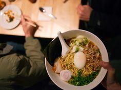 noodle bar (ny) | momofuku - pretty funny to eat here when we just got our own in TO, but... I'm told it has to be experienced?