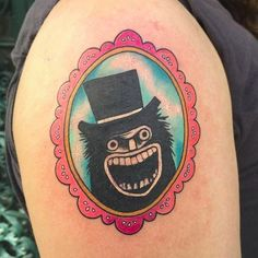 We take a look at some Babadook tattoos and memes in celebration of pride month?