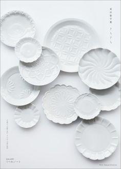 画像の拡大(PDF) 10/12(土)から22(火)に開催する「 若杉聖子 展 さらさら 」のお知らせです。若杉聖子さんの作る器、それは麗しき白の...
