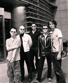 #Radiohead - Tokyo, april 1997 - InRock