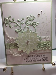 Inspired by Pinterest. Pistachio using Fabulous Phrases and Washi tape **photo only