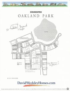 Oakland Park Scarlette Floor Plan In Winter Garden FL | Oakland Park In Winter  Garden, Florida | Pinterest | Winter Garden