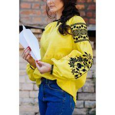 Жіноча дизайнерська вишиванка <sup>(E28)</sup>