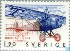 Sweden [SWE] - 190 multicolor 1984