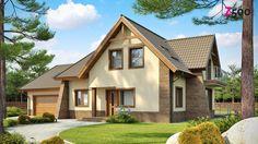 Общая площадь 319,1 м2 На нашем сайте представлен большой каталог проектов загородных домов, одним из которых является типовой проект Z70.
