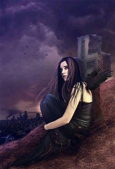 ~ Dark Angel ~
