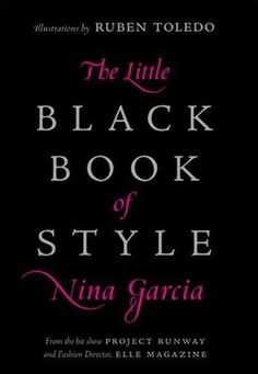 I have all of Nina's books, they have blessed my closet!