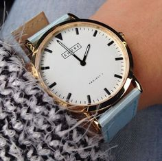 Love this watch +the color!
