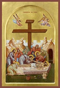 The Entombment & Burial