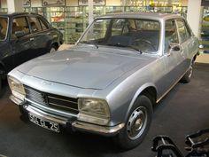 La Peugeot 504, un succès, vendu à plus de 4,7 millions d'unités.