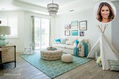 Here's where JoJo Fletcher, Shay Mitchell, Kacey Musgraves and more work, play andrelax at home