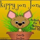 Skippyjon Jones: A 50 Page Activity Unit That Covers All Five Skippyjon Jones Books that are written by Judy Schachner.