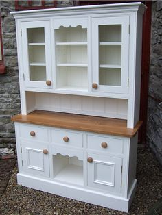 Welsh dressers google search building stuff pinterest painted dresser with top glass doors google search planetlyrics Gallery