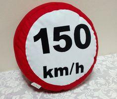70d5f581e Compre Almofada 150 Km/h - Trânsito no Elo7 por R$ 49,90