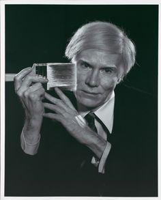 Andy Warhol 1979 via Metmuseum