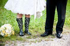 44_windsor_backyard_wedding_bride_rainboots Farm Wedding, Wedding Bride, Windsor Ontario, Farms, Rain Boots, Destination Wedding, Backyard, Weddings, Photography