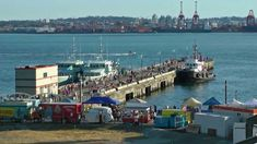 The Shipyards Night Market | North Vancouver, BC Canada - YouTube