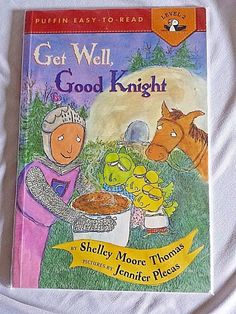 Puffin Easy to Read Books Level 2 : Get Well, Good Knight (2004, Paperback)