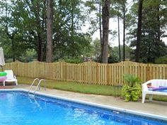 Wood Fences - Brabham Fence, Columbia, SC