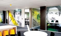 (3.1.2012) Building on 3M's collaborative work ethos, its technology innovations, and its leading scientists, THERE (Sydney) created an extensive environmental graphics program at the company's 8,000-sq.-meter Australian headquarters.