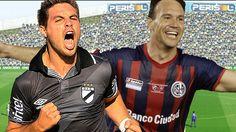 El campeón entra a escena, San Lorenzo debutará el jueves en el Copa Libertadores de América 2015 en Montevideo ante el uruguayo Danubio por el Grupo 2, seis meses después de tocar el cielo con las manos al levantar el trofeo en la pasada edición. Feb 18, 2015.