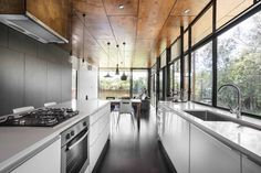 5 Light-Filled Homes with Floor-to-Ceiling Windows | Dwell