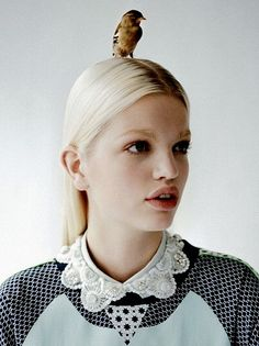 Daphne Groeneveld by Tim Walker, O´2nd Fall/Winter 2012 Ad Campaign