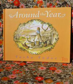 'Around the Year' by Tasha Tudor // Julia's Bookbag
